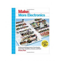 Make More Electronics Book 1st Edition