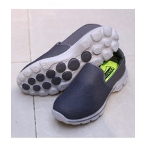MM Mart Casual Shoes For Unisex Grey (1343)
