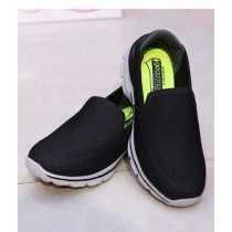 MM Mart Casual Shoes For Unisex Black (1348)