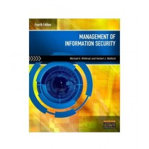 Management of Information Security Book 4th Edition