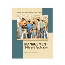 Management Skills & Application Book 14th Edition