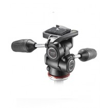 Manfrotto 3-Way Tripod Head With Retractable Levers (MH804-3WUS)