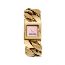Marc Jacobs The Chain Women's Watch Golden (MJ0120179310)