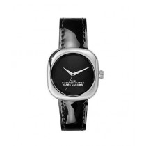 Marc Jacobs The Cushion Women's Watch Black (MJ0120179301)