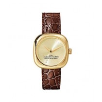 Marc Jacobs The Cushion Women's Watch Brown (MJ0120179305)