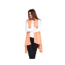 Marck And Jack Korean Style Cardigan For Women Peach (M&J-DW19)