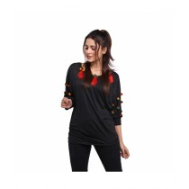 Marck And Jack Rajhistani Tradition Top For Women Multi Color (MJ017)