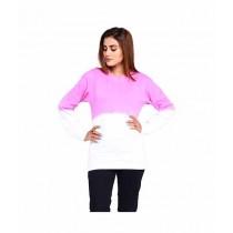 Marck & Jack Ombre Sweatshirt For Women Pink (M&J-WF4)