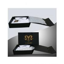 Markhor Clothing Royal Formal Cotton Slim Fit Shirt White For Men