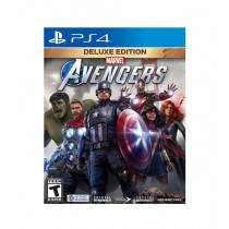 Marvel's Avengers Deluxe Edition Game For PS4