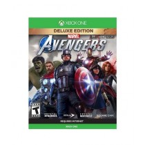 Marvel's Avengers Deluxe Edition Game For Xbox One