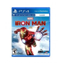 Marvel's Iron Man VR Game For PS4