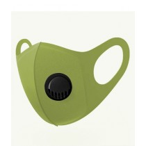 Healthcare Online Anti Dust Washable Filter Fashion Mask Green