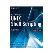 Mastering Unix Shell Scripting Book 2nd Edition