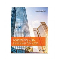 Mastering VBA for Microsoft Office 2016 Book 3rd Edition