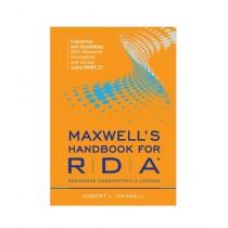 Maxwell's Handbook for R-D-A Book