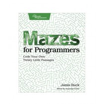 Mazes for Programmers Book 1st Edition