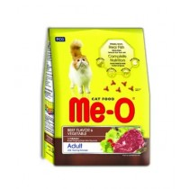 Me-O Beef Dry Cat Food 1.3kg
