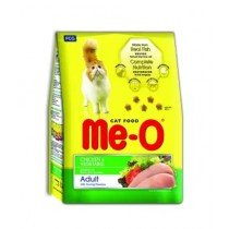 Me-O Chicken Dry Cat Food 1.3Kg