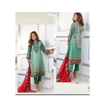 Mehran Traders Lawn Embroidered Unstitched Suit For Women (03A)