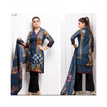 Mehran Traders Sahil Cotton Unstitched Suit For Women (S-37)