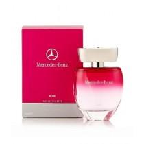 Mercedes Benz Rose Eau De Toilette For Women 90ml