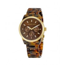 Michael Kors Ritz Women's Watch Brown (MK5038)