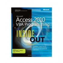 Microsoft Access 2010 VBA Programming Inside Out Book 1st Edition