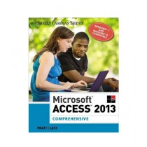 Microsoft Access 2013 Comprehensive Book 1st Edition