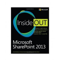 Microsoft SharePoint 2013 Inside Out Book 1st Edition
