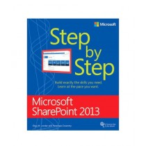 Microsoft SharePoint 2013 Step by Step Book 1st Edition