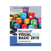 Microsoft Visual Basic 2015 for Windows Book 1st Edition