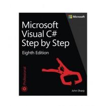 Microsoft Visual C# Step by Step Book 8th Edition