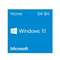 Microsoft Windows 10 Home 64-Bit DVD - OEM (KW9-00139)