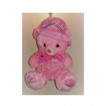 MIM Online Teddy Bear with Heart Pink