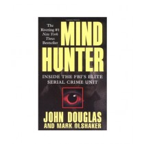 Mind Hunter Inside the FBI's Elite Serial Crime Unit Book English Language Edition