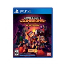 Minecraft Dungeons Hero Edition Game For PS4