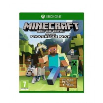 Minecraft Favorites Pack Game For Xbox One