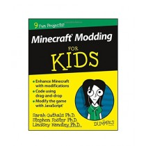 Minecraft Modding For Kids For Dummies Book