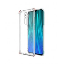 MISC Ultra Clear Case For Redmi Note 8 Pro