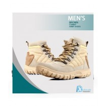 MM Mart Combat Army Shoes For Men (0966)