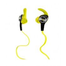 Monster iSport Intensity Earbud Headphone Green