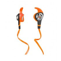Monster iSport Strive Headphones Orange