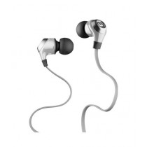 Monster NLite In-Ear Headphones Silver