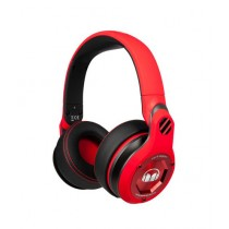 Monster Octagon Headphone Red