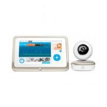 Motorola Baby Smart Video Monitor White/Gold (MOTO-MBP877CNCT)