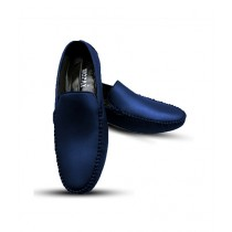 Mozax Casual Loafer For Men Blue (BL-2244)