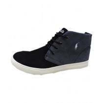 Mr Shoes Casual Shoes For Men Black (0017)