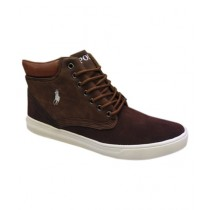 Mr Shoes Casual Shoes For Men Brown (0016)