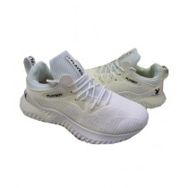 Mr Shoes Casual Shoes For Men White (0018)